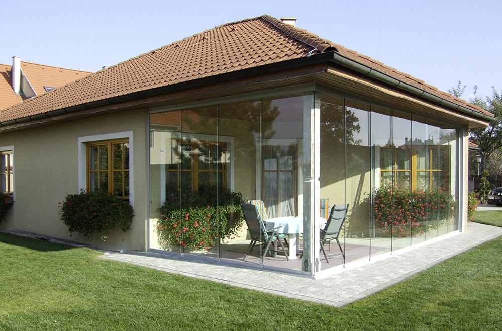hel wintergartenbau gmbh sommerg rten. Black Bedroom Furniture Sets. Home Design Ideas